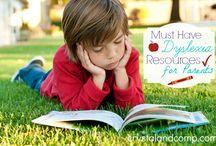 Dyslexia & Autism resources for parents