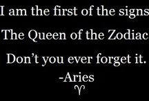 Aries / by Therissa