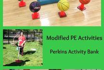 PE activities