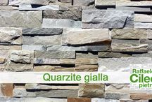 Stone Panel Quarzite gialla