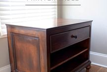Cabinets and Night Tables
