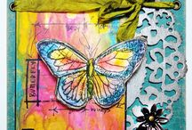 Tim Holtz Inspiration