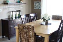 Dining Room Things / Where families come together.  / by Amanda Russell