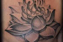 Lotusbloem Tatoeages
