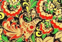 russian motifs