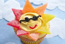 summer fun and food / by Mary Anne