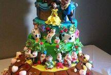 Märchenhafte Torten