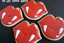 Sugar cookies/ Halloween