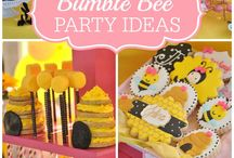 little bee party ideas