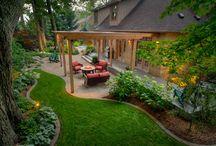 Backyard Ideas / by Elizabeth