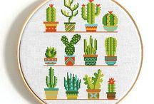 Embroidery / Kirjonta