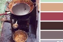 color schemes / by Helen Oney