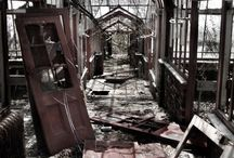 Abandoned / by Bonnie Whitner