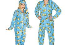 pajamas for the kitchen crew