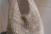 Knitting bag - Torby