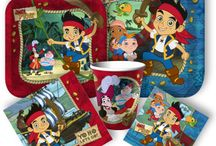 Pirate and Princess Birthday Party / by Ashley Sullivan