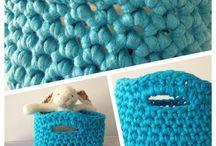 Hoooked au crochet