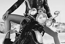 Foto's Babes on Harley