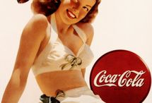 Vintage Ads and Art / Vintage ads from days gone by. Replicas of the art used in vintage ads. / by Pamela (AllHoney)