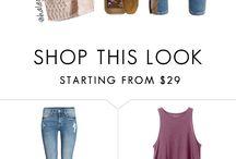 Outfits jag vill ha