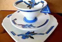 Art Deco China