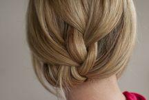 [ hair + make-up ] / ideas for hair, make up & nails / by Callooh Callay