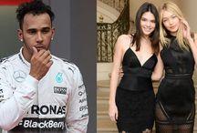 Hamilton Pedekate Dengan 2 Model / Setelah menjomblo selama tiga bulan, pembalap Formula 1 Lewis Hamilton dikabarkan dekat dengan model seksi Kendall Jenner dan Gigi Hadid. Siapakah yang akan merebut hati jawara Formula 1 ini?