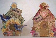 Fun with Paper and Mixed Media