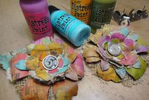 Tim Holtz creations