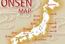 Japan Onsen / Rotenburo