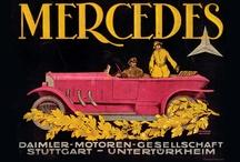 Mercedes - Benz Ads & Posters & Logos & Details