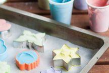 DIY & Handmade Baby Toys / Piccole idee creative per realizzare in casa giochi, passatempi e cosine per bambini :-)