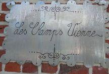 LCV / brocante de charme