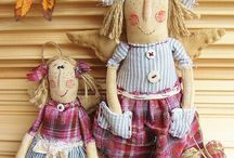 Куклы (Елена Варцева)