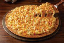 Pizza Flavors
