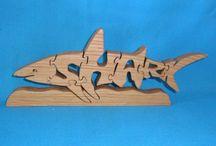 shark decor