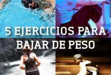 Ejercicios / Fitness / Fitness, ejercicios que ayudan a mantener tu cuerpo en forma
