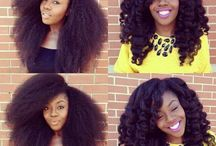 Natural Hair Trends