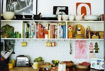 Kitchen / by Katie Brown // Art Farm Blooms