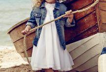 BLUE SEVEN kinderkleding / Zomercollectie Blue Seven voor jongens en meiden  www.classicclothesforkids.nl