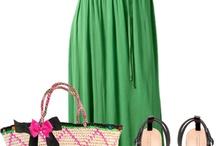 Sommer kjoler og tilbehør