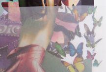 Collage, by Elena  Gutierrez Giulianotti / Collage soft freedom, by Elena gutierrez Giulianotti
