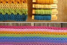 Peças coloridas