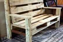 Pallet Wood Crafts