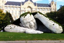 Amazing sculpture / by Stevie the floating artist