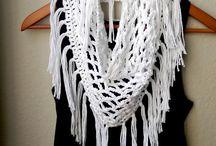 Crochet Wearables / Crochet inspiration, patterns and tutorials! Shawls, cowls, scarves, jackets, skirts, dresses etc...