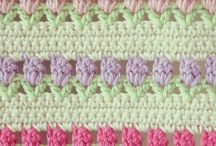 Crochet-stiches patterns