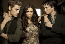 The Vampire Diaries Loves. / by Melissa Hodges