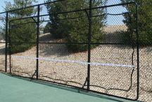 Tennis Court Accersories