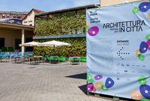 """Architettura in Città 2017 / La sesta edizione del Festival Architettura in Città, intitolata """"La città come casa"""" e dedicata al sistema di relazioni che l'abitare, in tutta la sua complessità, instaura con la città."""